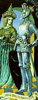Dulcinea y Don Quijote - Antonio Winkelhofer