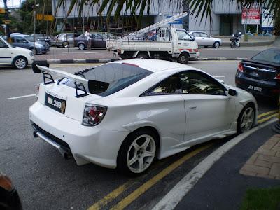 Toyota Celica full body ki