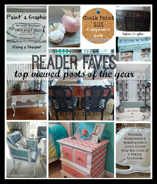 reader favorite posts at www.diybeautify.com