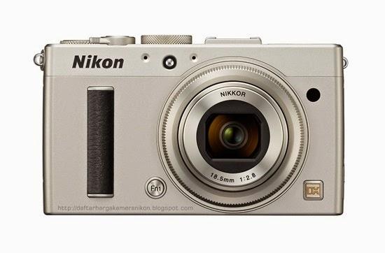 Harga dan Spesifikasi Kamera Nikon Coolpix A Terbaru
