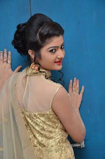 Poojitha Menon Picture Gallery at Ninne Korukunta Movie Audio Launch25286.jpg