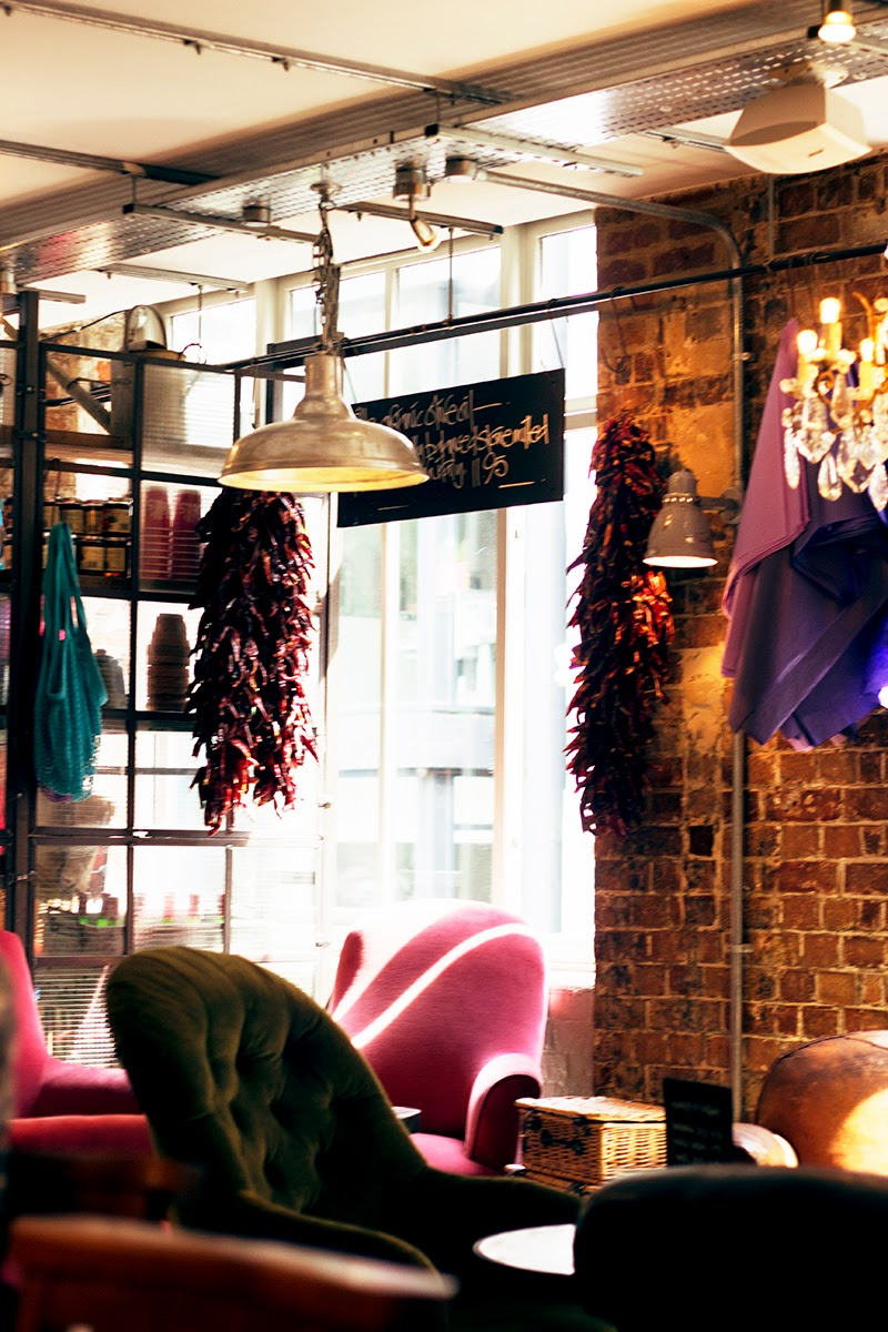 bills hoxton review city guide