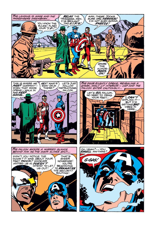 Captain America (1968) Issue #193 #107 - English 12