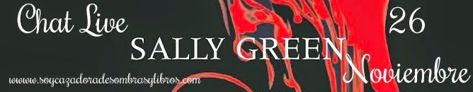Chat live con Sally Green