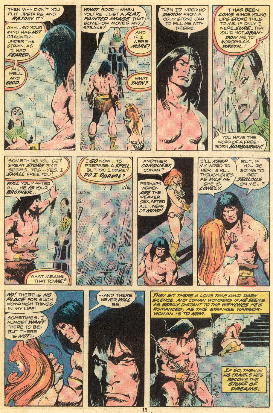 Conan the Barbarian (1970) Issue #44 #56 - English 10