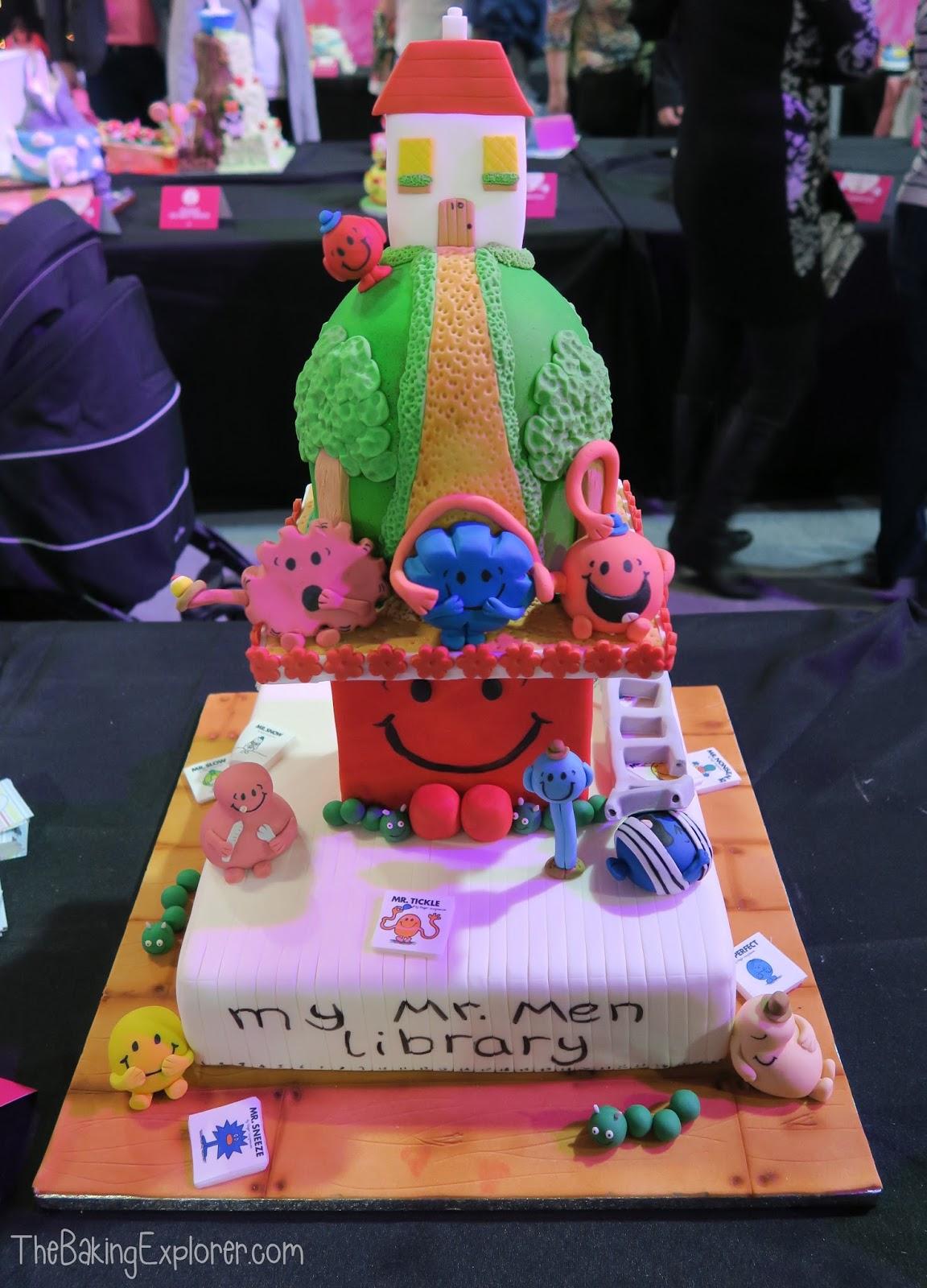 The Cake Bake Show 2015 The Baking Explorer