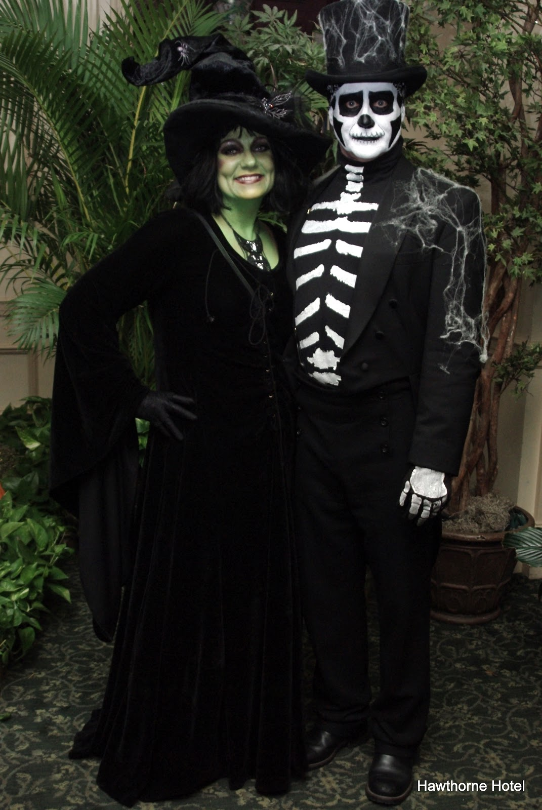 Hawthorne Hotel: Salem's Best Halloween Costumes at the Hawthorne