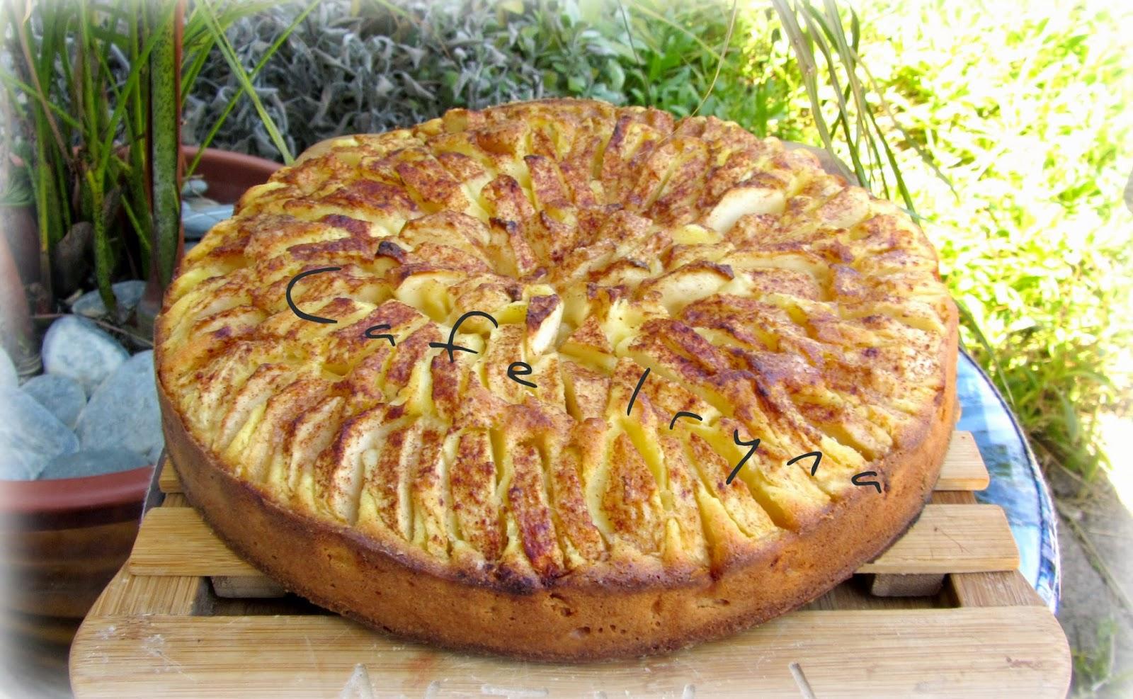 рецепт пирога с яблоками от бабушки эммы