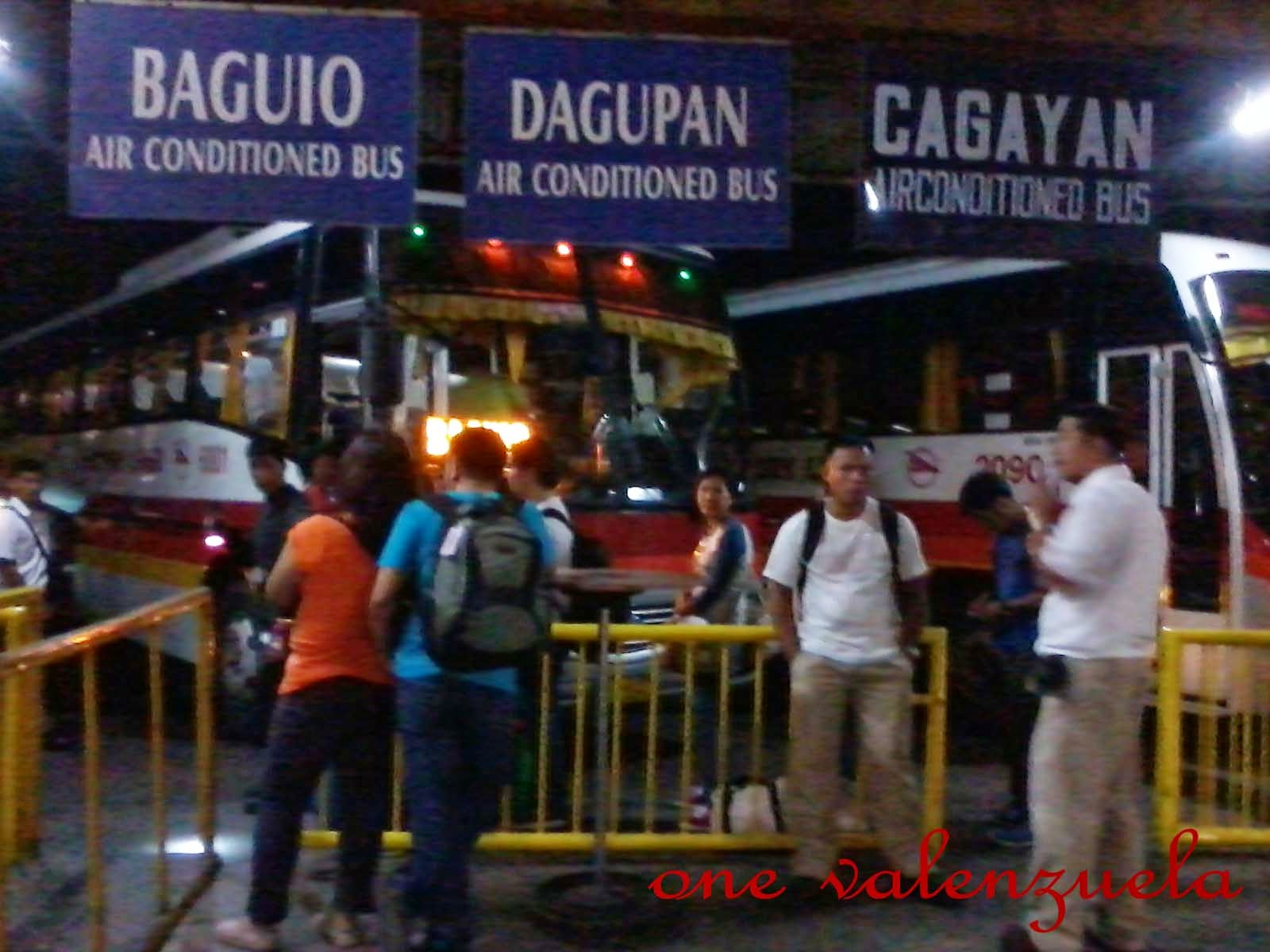 One valenzuela travels off to baguio part 1 the midnight trip to baguio leaves at 1130pm one valenzuela saw several chance passengers lined up solutioingenieria Image collections