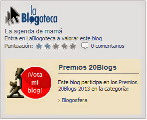 premios la blogoteca