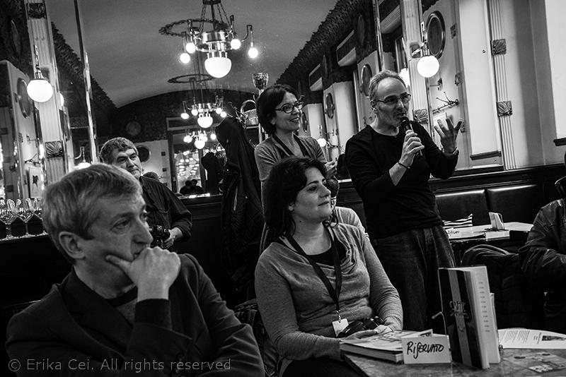 Caffè san Marco, Trieste, Trieste Film festival 2014