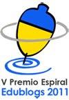V PREMIO ESPIRAL edublog 2.011