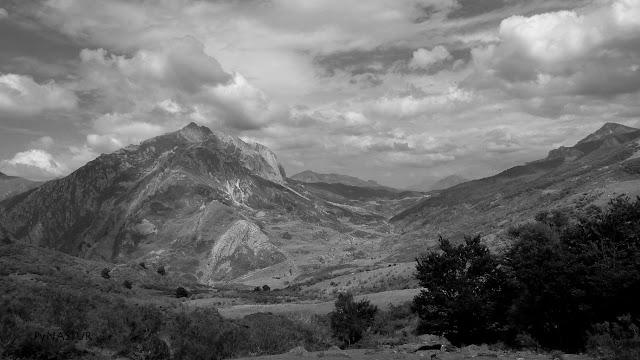 Valle de La Braña y Pico Torres - Aller