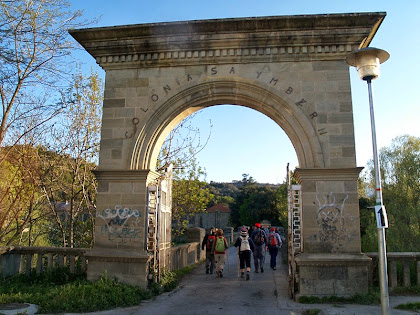 L'Arcada del Pont del Pelut