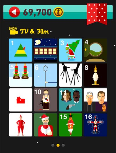 Holiday Season Icons Icon Pop Quiz Holiday Season