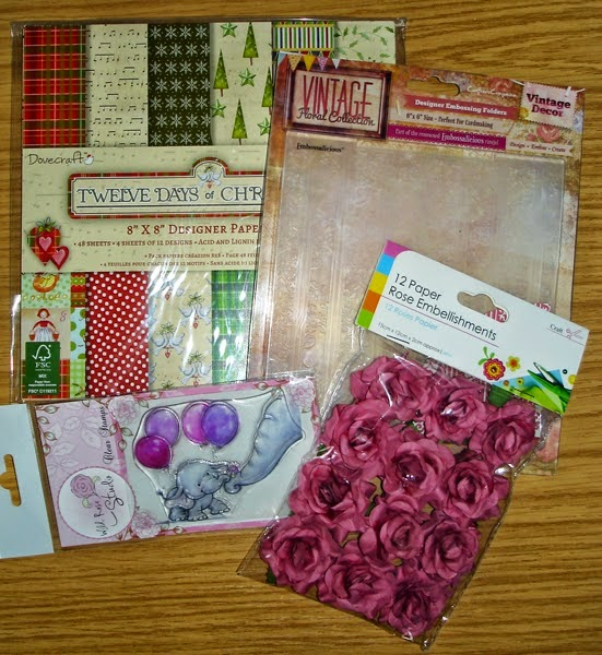 Marianne's Craftroom Candy