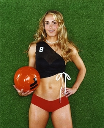 Top 10 Sexiest Female Footballer