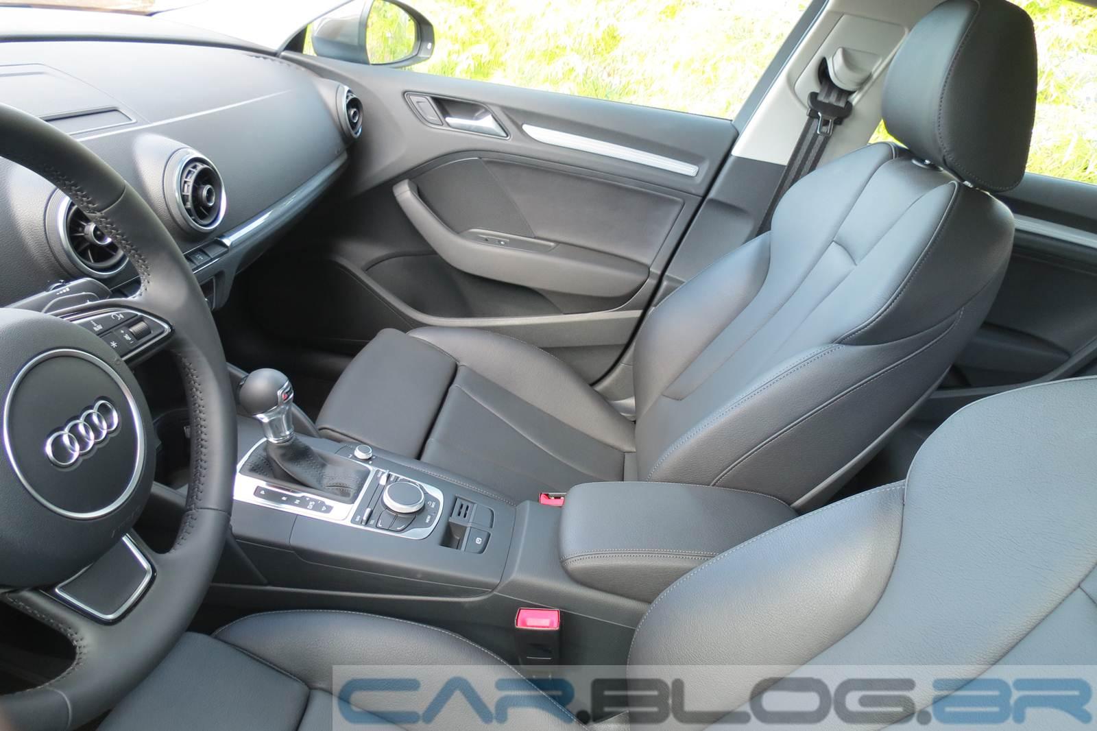 Audi A3 Sedan 2014 - interior