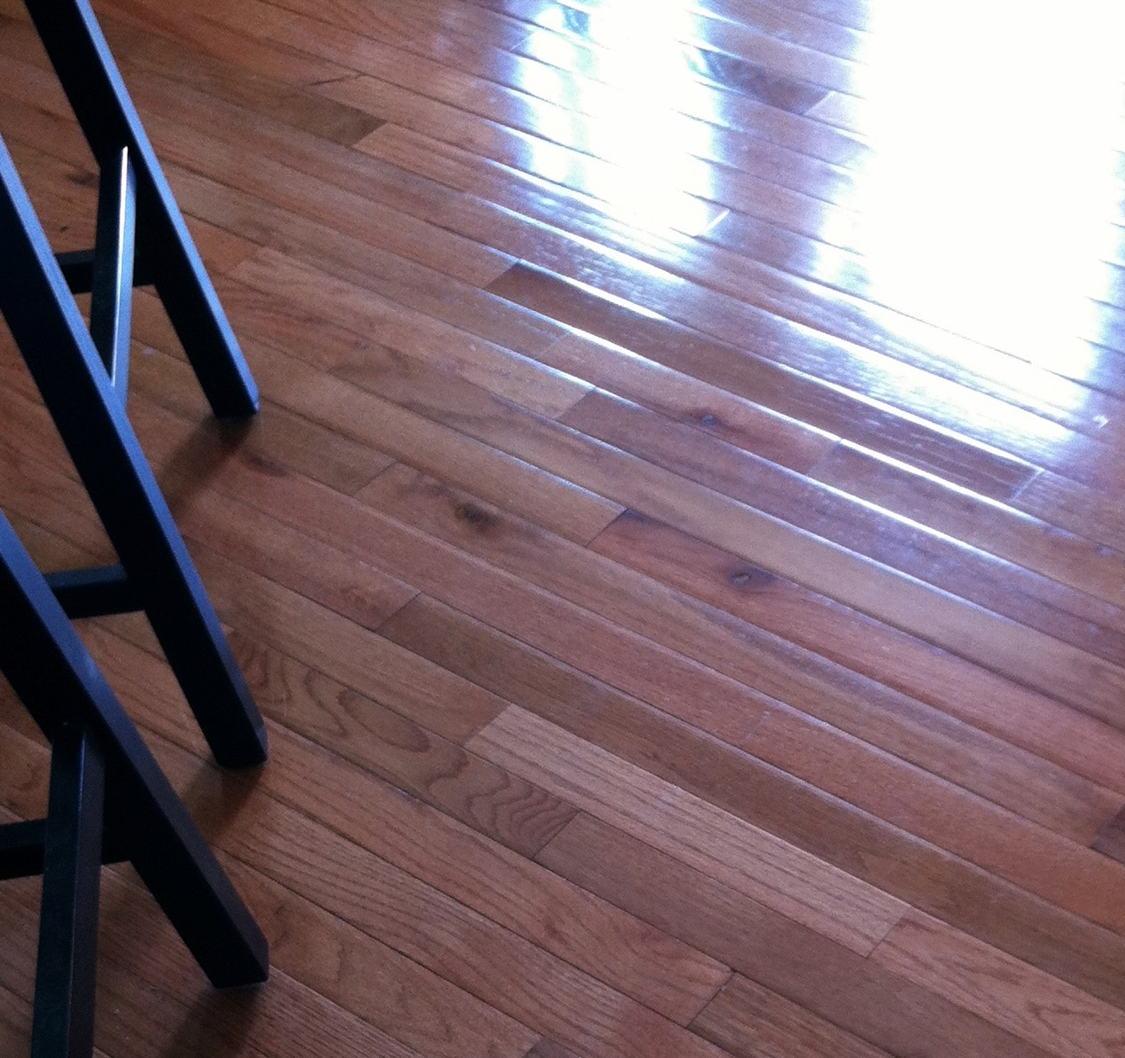 Natural Homemade Living Cleaning Your Wood Floor