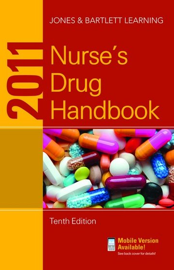 Sổ tay Dược lý học dành cho Điều dưỡng 10e