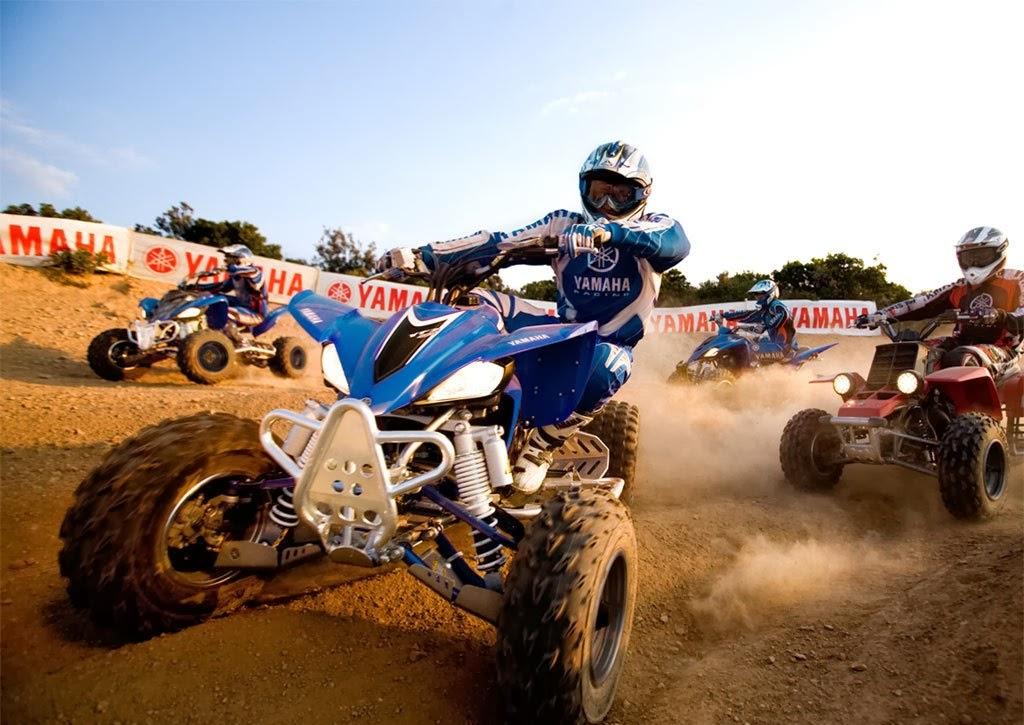 Yamaha New ATV Motorcycle Images