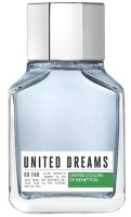 United Dreams Men Go Far by Benetton