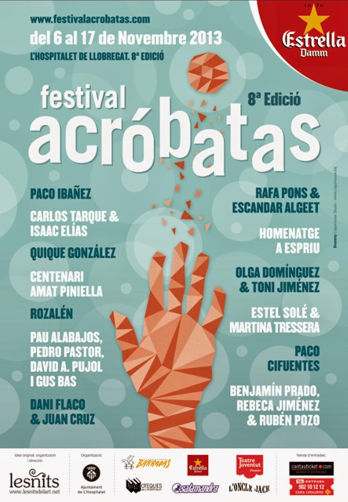 Festival Acróbatas 2013