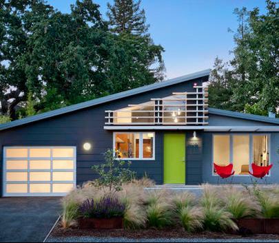 Fotos de terrazas terrazas y jardines fotografias de casas modernas - Terrazas de casas modernas ...