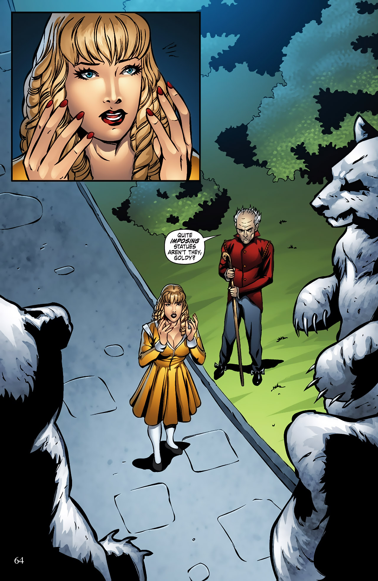 Grimm Fairy Tales (2005) Issue #9 #12 - English 11