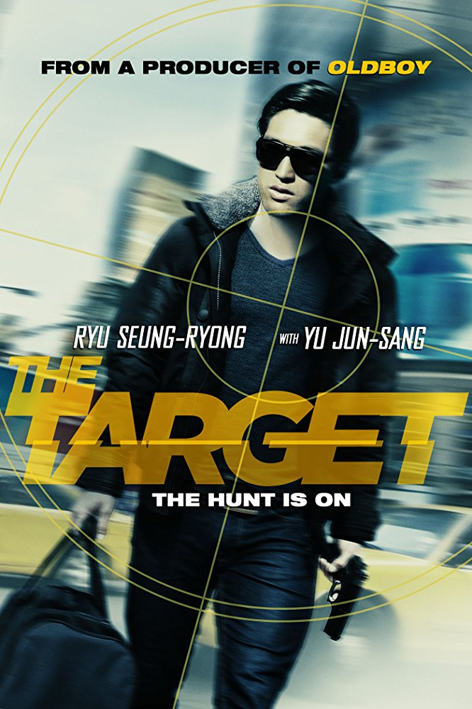 The Target (2014) Hindi Dual Audio BluRay | 720p | 480p