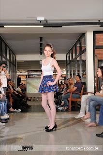 Mostra Senac de Moda.