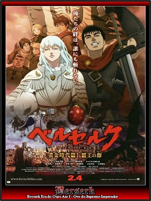 Berserk, O Filme Legendado BDRip 2012