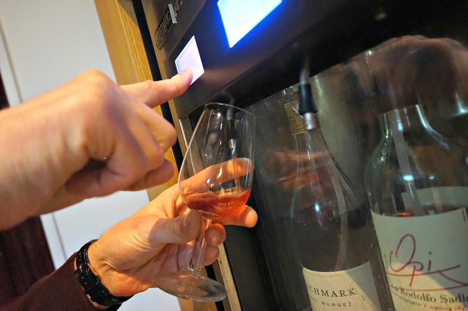 Vinopolis Wine Tasting