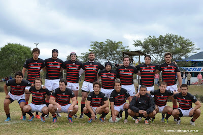 Tigres se hace fuerte en San Lorenzo