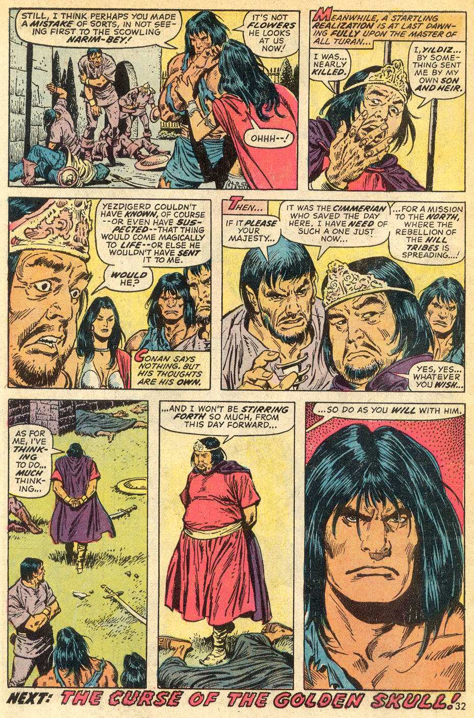 Conan the Barbarian (1970) Issue #36 #48 - English 19