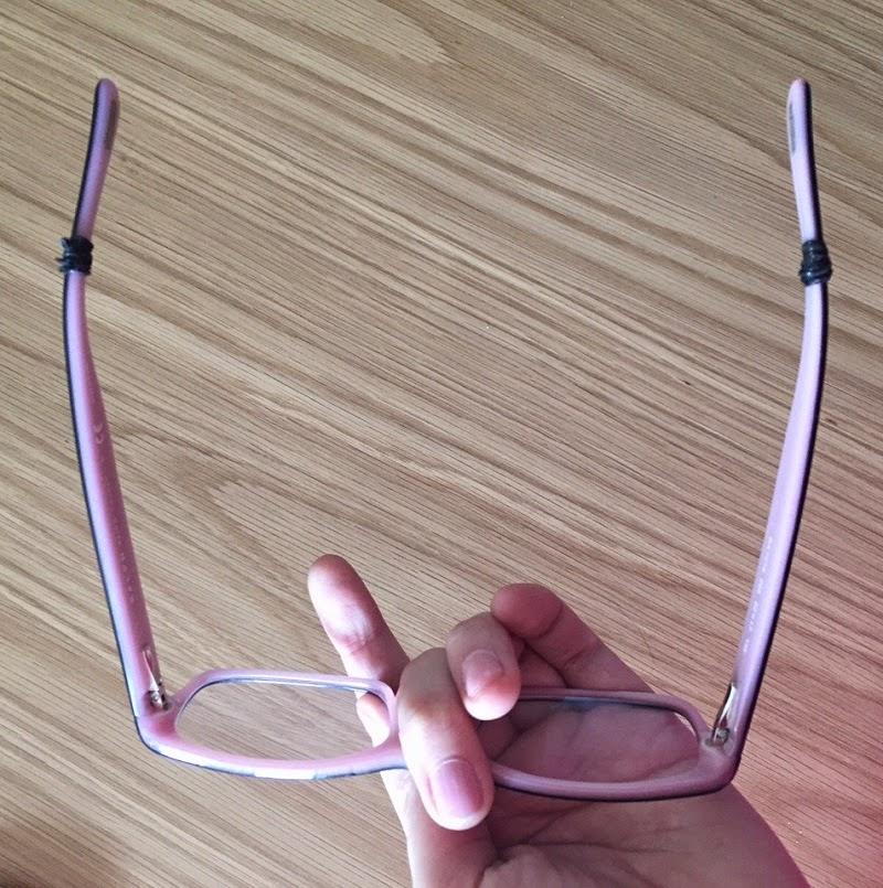 3 Tips antideslizantes para tus anteojos y gafas - @BeBloggera