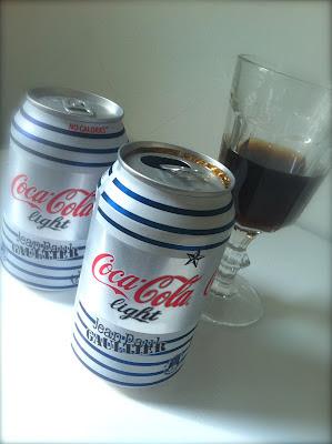 cola light, samarbete, designer,