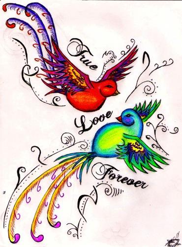 Birds tattoos for you sparrow bird tattoo designs for Bird tattoo designs