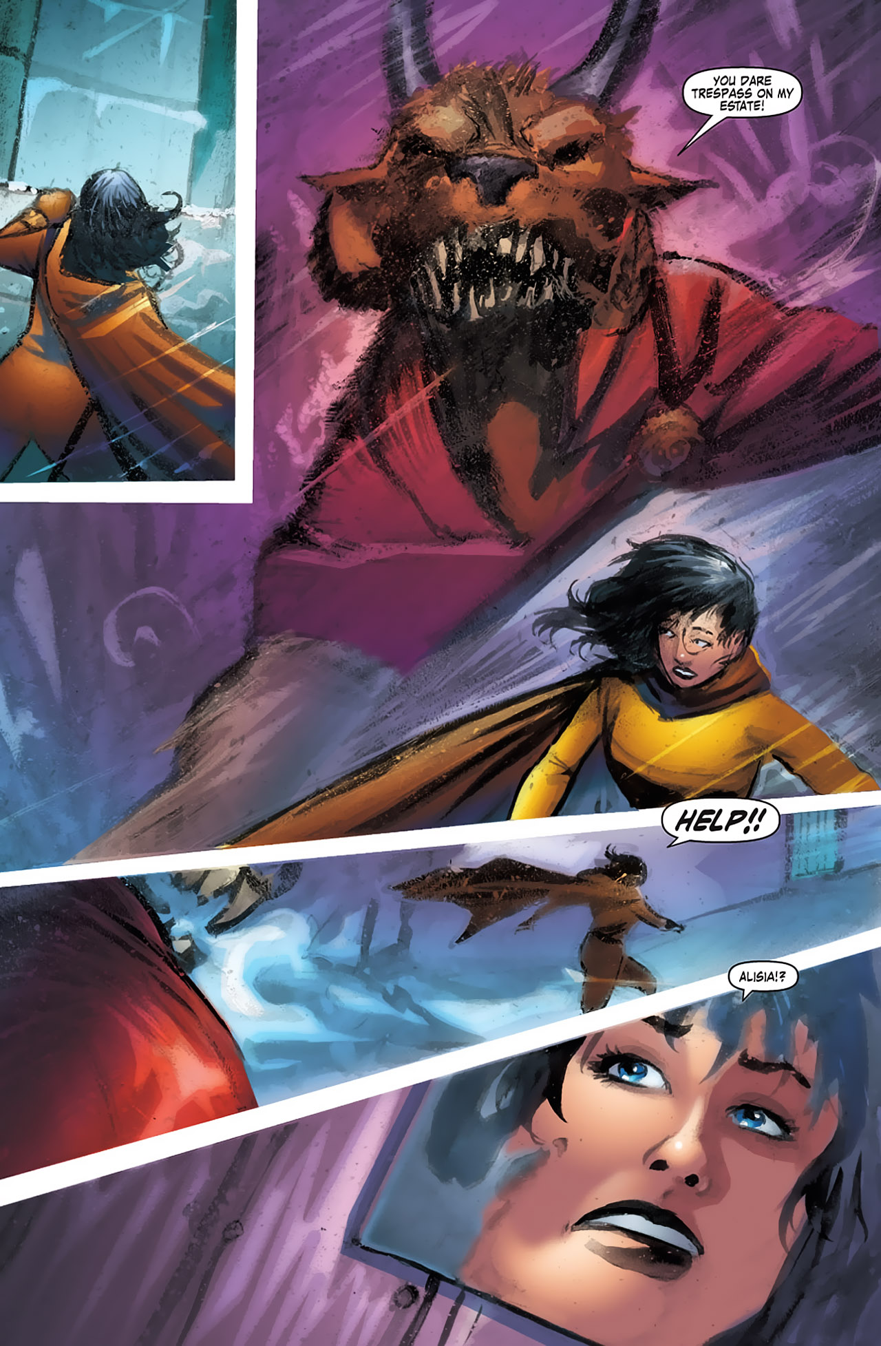 Grimm Fairy Tales (2005) Issue #13 #16 - English 15