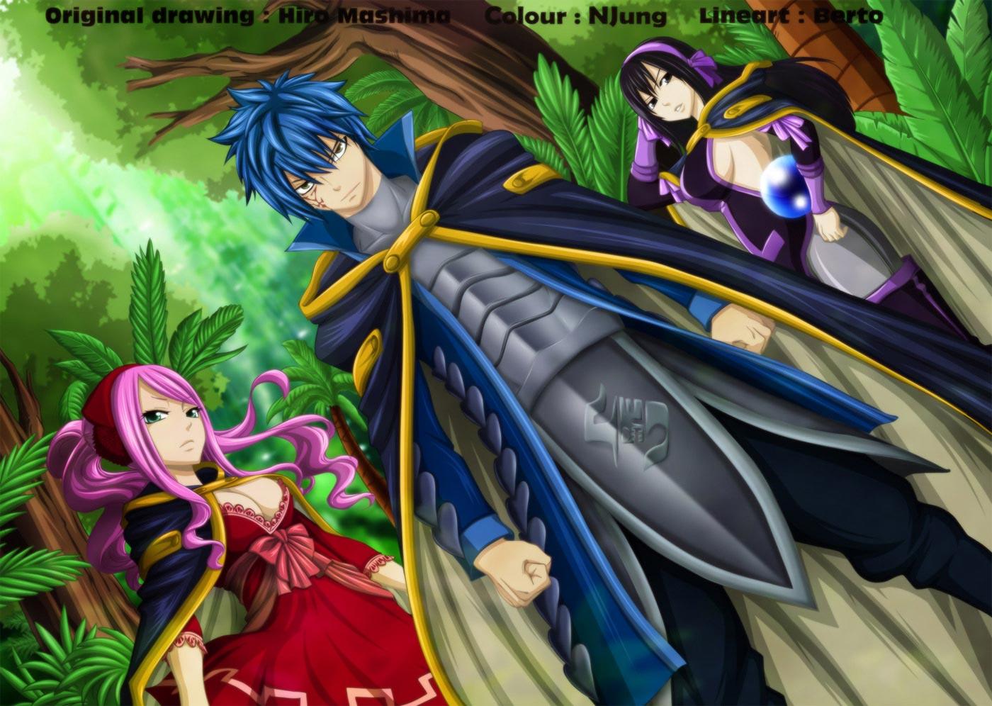 Fairy Tail trang 26