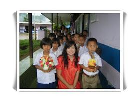 ภาพกิจกรรมวันไหว้ครู ปีการศึกษา 2555