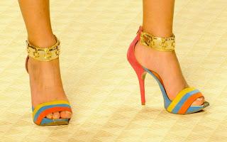 moda verão 2013 sapatos