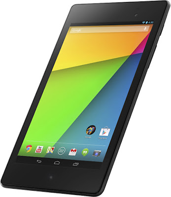 ASUS GOOGLE NEXUS 7 2 FULL TABLET SPECIFICATIONS (4G / LTE VOICE CALLING OPTIONAL