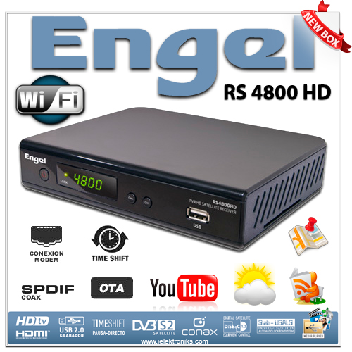 ZonaRedondela: Manual Engel (RS4800HD/RS4800YHD) + IKS