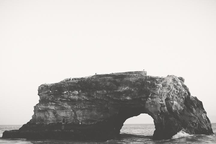 natural bridges state beach santa cruz, the arch in santa cruz