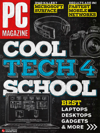 PC Magazine August 2012 USA