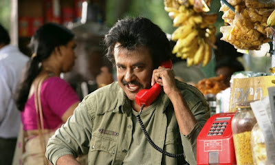 Sivaji the boss Tamil Movie