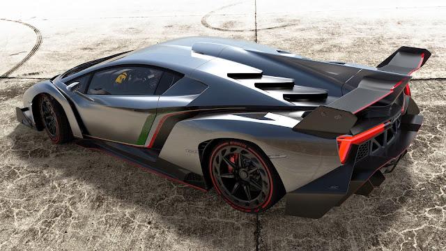 Fotos HD del Lamborghini Veneno