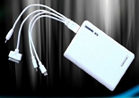 Shopclues:Power Bank (15000mAh)  at Rs.745 For All Mobile Phone, Tab, iPhone, iPad