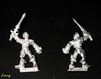 Esqueleto clásico de Games Workshop para Warhammer